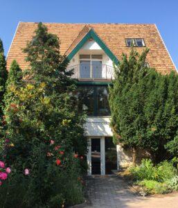 Budapest Garden House