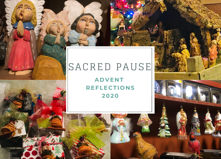 Sacred Pause Advent Reflections