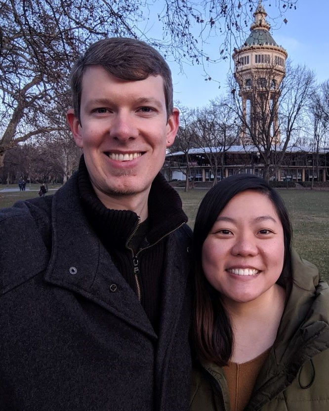 Cormack and Sarah McKinney
