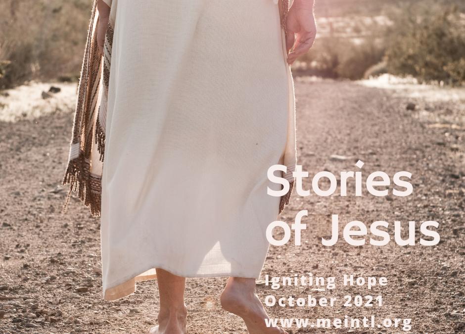 Stories of Jesus…The Storm